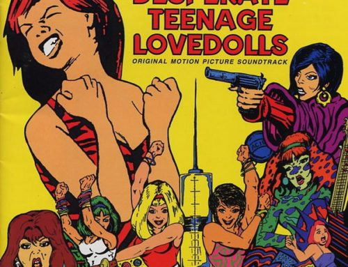 DESPERATE TEENAGE LOVEDOLLS (soundtrack)